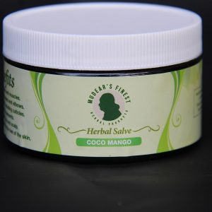 Mudear's Finest Herbal Salves – 4 oz. - Coco Mango