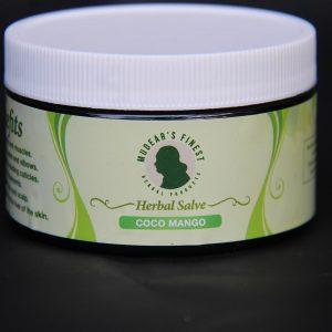 Mudear's Finest Herbal Salves – 4 oz. - Coco Mango