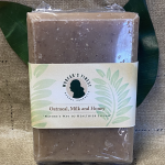 Oatmeal, Milk, & Honey - Mudear's Moisturizing Soaps